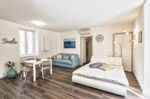 Studio apartment Bellagio with pool
